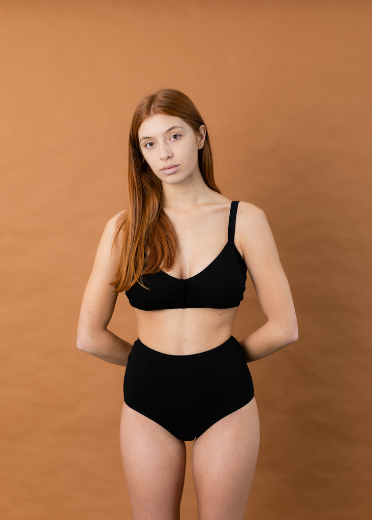 Organic Cotton Womans Bralette