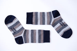 Reo Navy God Sock