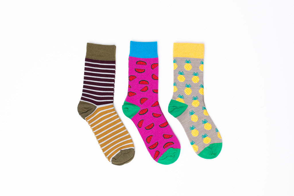 Lucky Dip God Sock 3 Pack