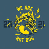 We Are Hot Dog 連帽衛衣