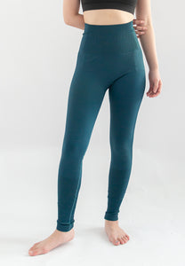 [Pre-order] Trevor Solid Sports Legging (Teal)