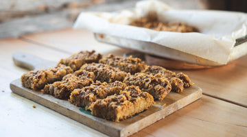 ULTRA ATHLETE'S FLAPJACK-BAR