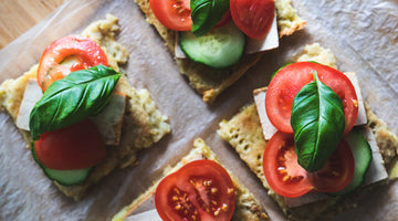PREBIOTIC-PACKED FLATBREAD