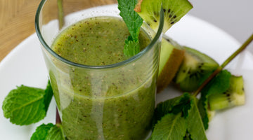 Zesty kiwi smoothie