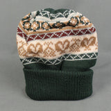 1980s Fair Aisle Hat, Scarf and Socks 3-Piece Gift Set, 5 colours