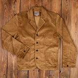 1905 Hauler Jacket Goliath Cord Mustard Pike Brothers