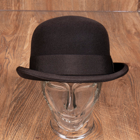 1921 Bowler Hat brown Pike Brothers