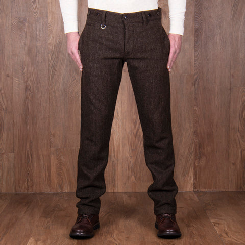 1923 Buccanoy Pant Upland brown Pike Brothers