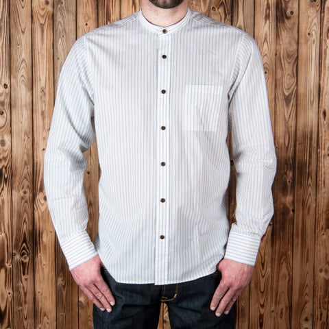 Camisa Buccanoy 1923 gris Chelsea Pike Brothers