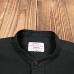 1923 Buccanoy Shirt Ipswitch black Pike Brothers