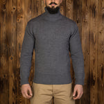 1923 Turtle Neck grey Pike Brothers
