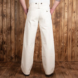 1932 Engineer Pant cav twill white Pike Brothers