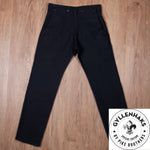 1935 Machinist Trousers Elephant Skin black Pike Brothers