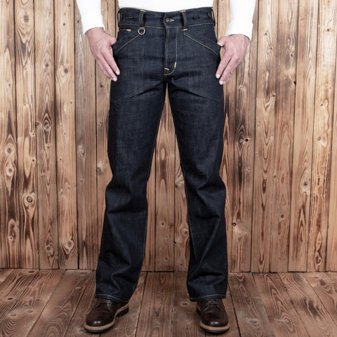 1936 Chopper Pant 16oz indigo Pike Brothers