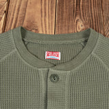 1936 Waffle Shirt Army Pike Brothers