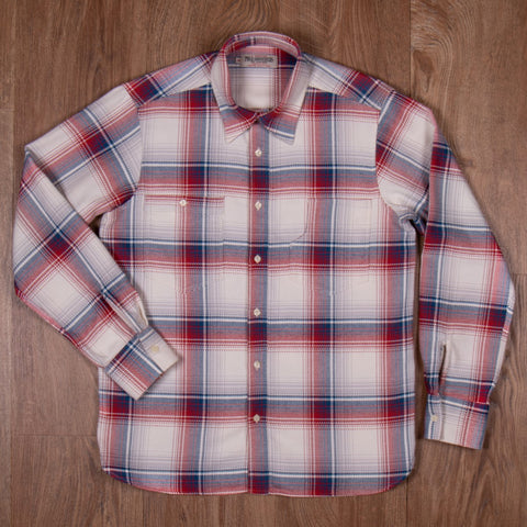 1937 Roamer Shirt Buchanan red Pikie Brothers
