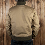 1941 Tanker Jacket khaki Pike Brothers