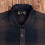 Camisa 1943 CPO Kansas marrón PIKE BROTHERS
