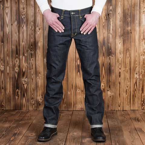 1958 Chopper Pant 15oz índigo Pike Brothers
