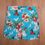 1961 Surf Short Hapuna blue Pike Brothers