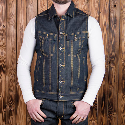 1963 Roamer Vest 11oz metal Pike Brothers
