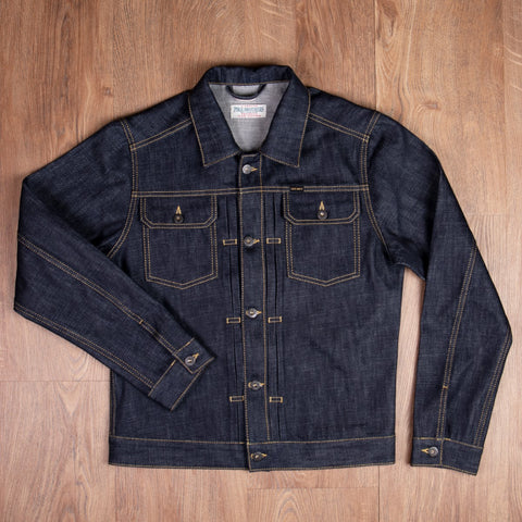 1958 Roamer Jacket 15oz indigo Pike Brothers