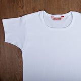 1947 Set de  2 Camisetas cuello redondo blanco Pike Brothers