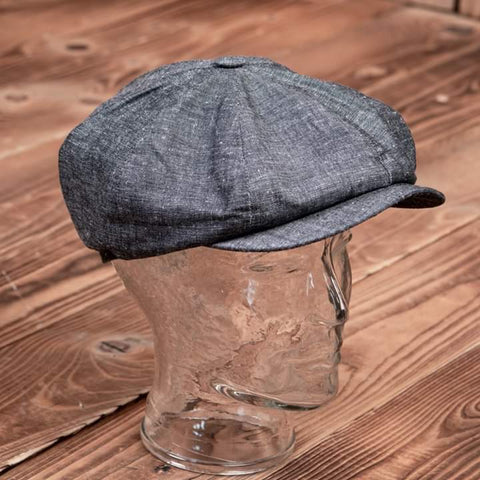 1928 Newsboy Cap PIKE BROTHERS
