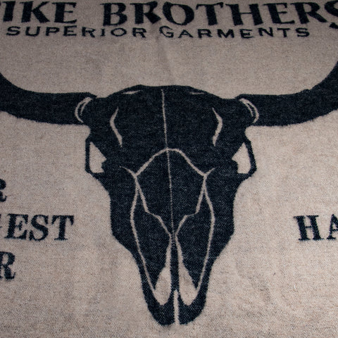 1969 Longhorn blanket black Pike Brothers
