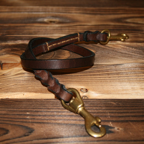 1932 Engineer Lanyard cognac Pike Brothers