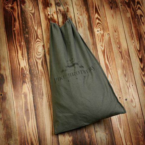 1956 Logo Bag oliv Pike Brothers