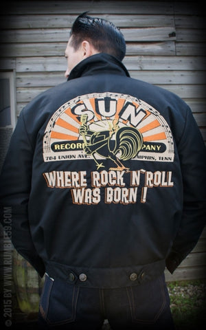 Workerjacket Sun Records Rumble 59