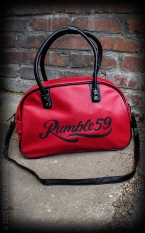 Bowling bag Red/Black Rumble 59