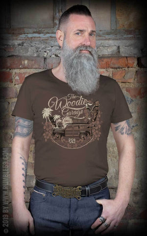 Camiseta de Woodie Garage Rumble 59