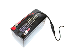 Load image into Gallery viewer, NORSK Lithium Ion Battery Charger w/ Quick Connect - NORSK FISHING