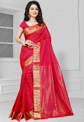 Gajjariya Color Art Silk Casual Function Sarees : Bhakti Collection  YF-51688