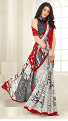 Light Coffee & Maroon/Light Coffee & Green Color Jacquard Bhagalpuri Casual Wear Sarees : Trupisha Collection  YF-48829