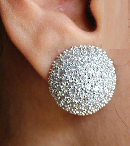 CZ Fine Quality Earring : Alisah Collection  YF-54316