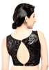 black Color Sequence Readymade Function Wear Blouses ( Sizes - 32, 34, 36, 38, 40, 42 ): Samita Collection  YF-39282