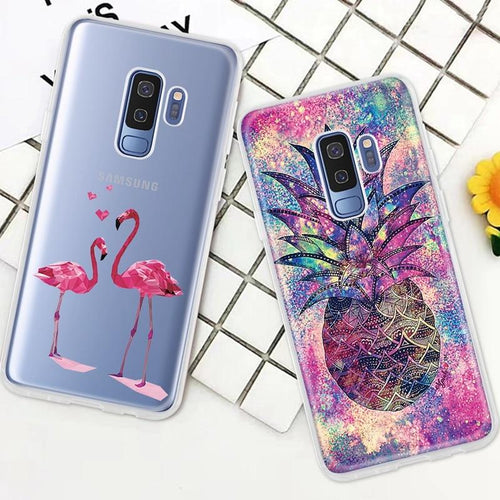 Soft Silicon Case for Samsung Galaxy
