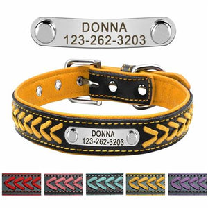 Personalized Engraved Collar for pet