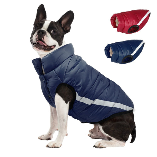 Winter Pet Clothes Dog Jacket Coat