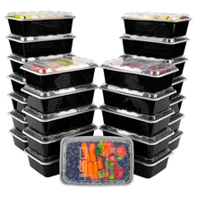 Load image into Gallery viewer, Meal Prep Containers