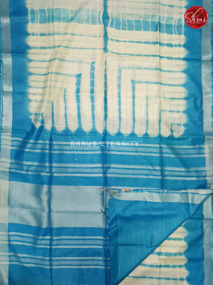 Sky Blue & White - Shibori - Shop on ShrusEternity.com