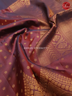 Burgundy (Monochrome) - Soft Silk