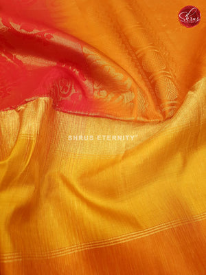 Red & Orange - Soft Silk - Shop on ShrusEternity.com