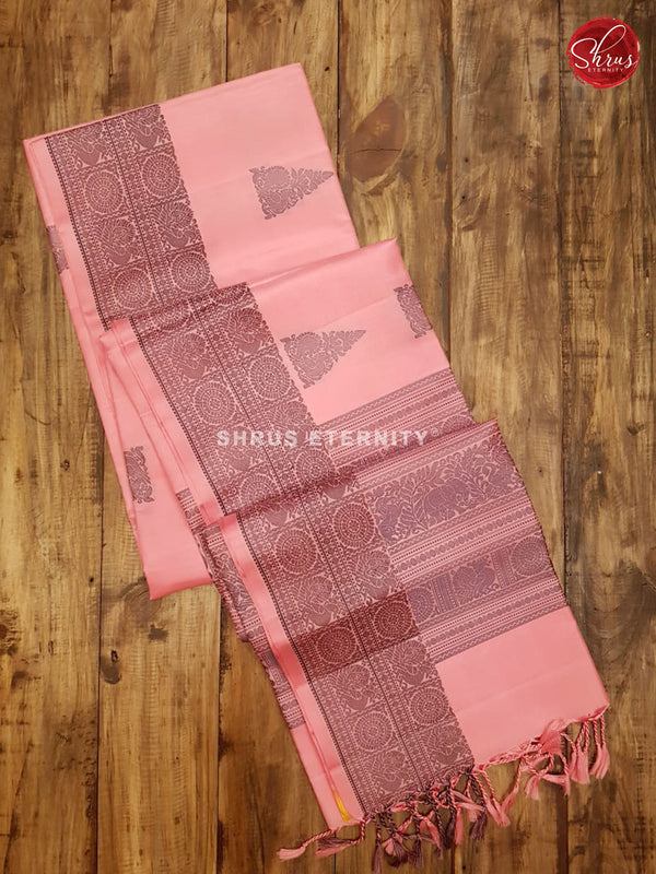 Baby Pink (Single Tone) - Soft Silk
