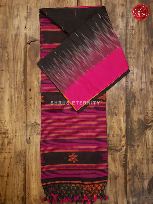 Black & Pink - Bengal Cotton - Shop on ShrusEternity.com