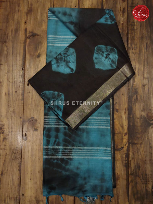 Blue & Black - Shibori - Shop on ShrusEternity.com