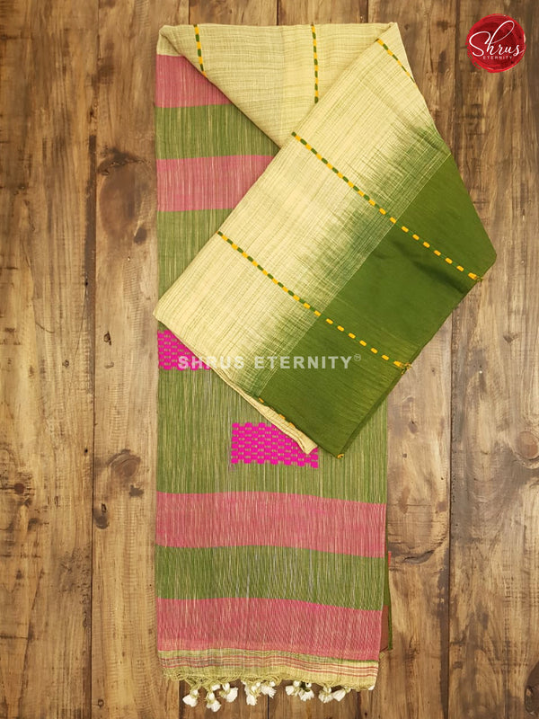 Sandal & Green - Bengal Cotton